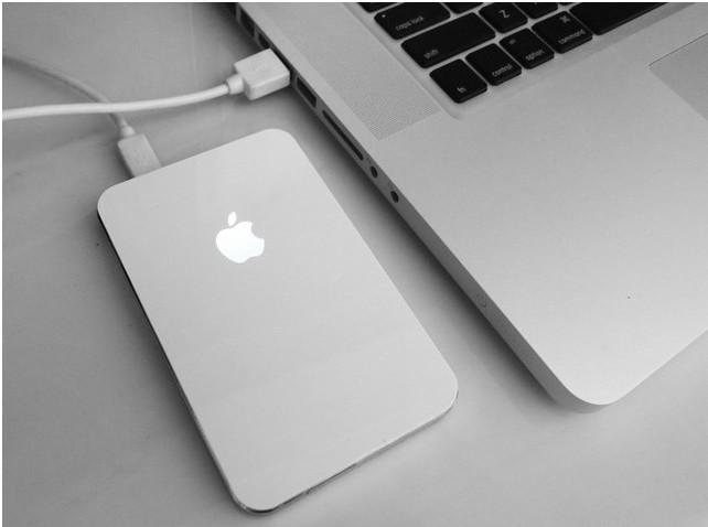 苹果电脑如何选择移动硬盘
